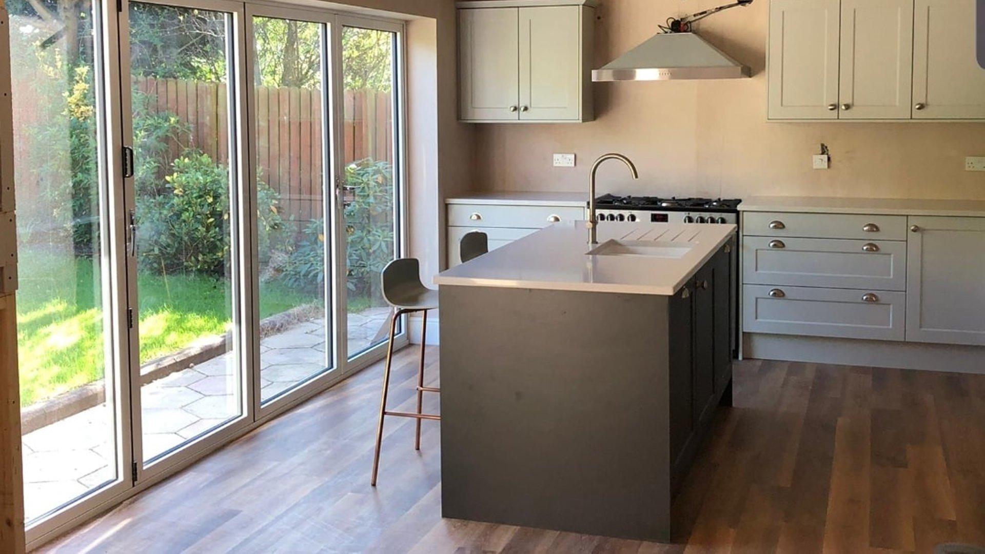 Kitchen Renovation Taylor Rose Developments